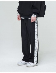 [THE GREATEST] ZIP UP PANTS