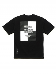 [QT8] TW BOX Tee (Black)