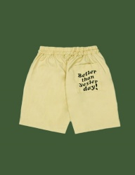 [DUCKDIVE] BTSD SHORT PANTS
