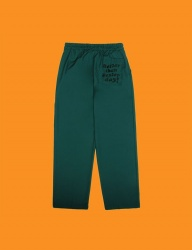 [DUCKDIVE] BTSD LONG PANTS_GREEN