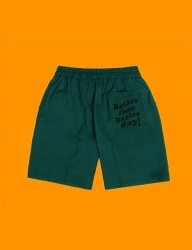 [DUCKDIVE] BTSD SHORT PANTS_GREEN