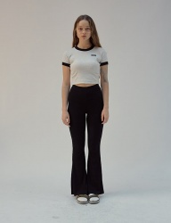 [SCULPTOR] RETRO FLARE PANTS