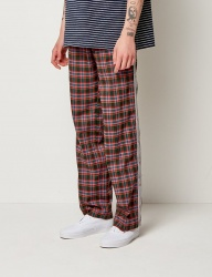 [SEWING BOUNDARIES] TAPE TARTAN PANTS