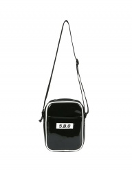 [5252] 5.B.O AIRLINE BAG (BLACK)