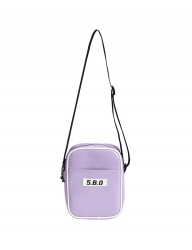 [5252] 5.B.O AIRLINE BAG (LIGHT PURPLE)
