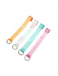 [5252] 5.B.O PVC BELT (HOLOGRAM,BLUE,ORANGE,PINK)