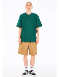 [NASTY KICK] [NSTK] EASY CODE 001 TEE [GREEN]