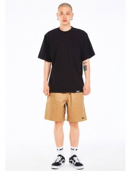 [NASTY KICK] [NSTK] EASY CODE 002 POCKET TEE [BLK]