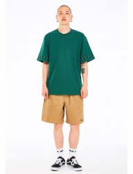 [NASTY KICK] [NSTK] EASY CODE 003 SHORT PANTS [BEIGE]