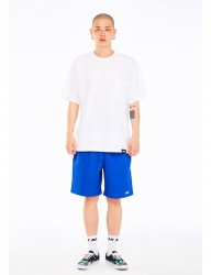 [NASTY KICK] [NSTK] EASY CODE 003 SHORT PANTS [BLUE]