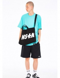 [NASTY KICK] [NSTK] NSTK 2WAY BAG [BLK]