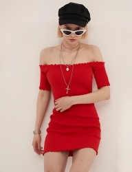 [ODDONEOUT] WAVE ONE PIECE(RED)