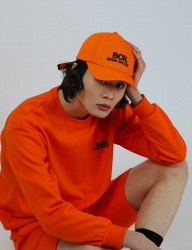 [BASIC COTTON] BCN mtm - orange