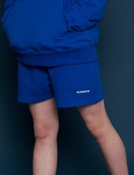 [SLOWACID] pH5.5 Logo Short pants [BLUE]