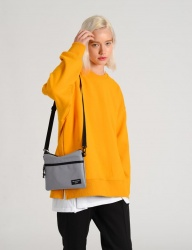 [costume oclock] T25H M SACOCHE BAG GRAY