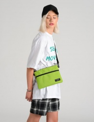 [costume oclock] T25H M SACOCHE BAG YELLOWGREEN