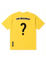 [QT8] TW Question Tee (Yellow)
