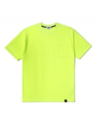 [QT8] TW Normal Pocket Tee (Neon)