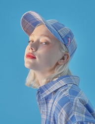 [WaiKei] WaiKei Hot Summer Check Cap_Sora