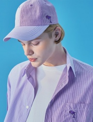 [WaiKei] WaiKei Hot Summer Pattern Mix Cap_Purple