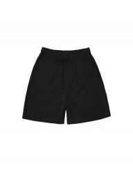 [WONDER MEME] PNP Short Pants - Black