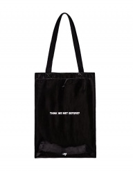 [CLIF] GLOSS SHOULDER BAG _ BLACK