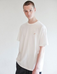 [CLIF] POOL T-SHIRT _ WHITE