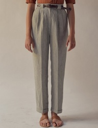 [TEAM SCULPTOR] CLASSIC PEGGED PANTS PALE MINT