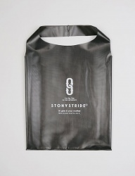 [STONYSTRIDE] PLASTIC BAG [BLACK]