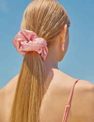 [bpb] Hair Scrunchie [Peach]