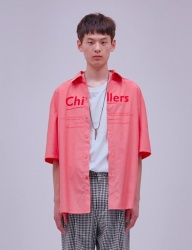 [ENZO BLUES] OVERSIZE CHILLERS SHIRT