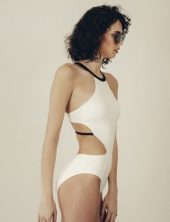 [SOGNARE BY] SOGNAREMONOKINI IVORY