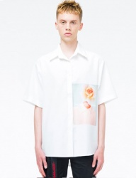 [THE GREATEST] GT 18SUMMER 02 FLOWER MAN SHIRTS