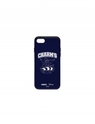[CHARMS] Surfer Kermit logo case navy
