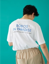 [MSKN2ND] BOBOS SS T-SHIRT WHITE