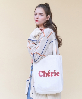 [CLIF] CHERIE CANVAS BAG
