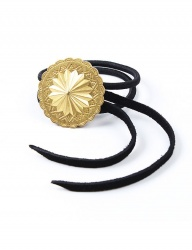 [AGINGCCC] 72# C HAIRBAND - BRASS