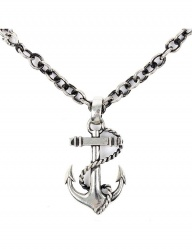 [AGINGCCC] 27# 92.5 ANCHOR NECKLACES