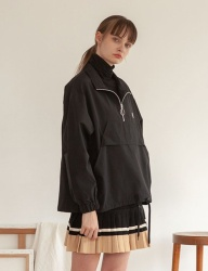 [TARGETTO] TGT ANORAK BLACK
