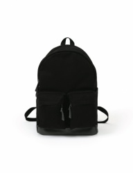 [MAZIUNTITLED] All-day back (Black)