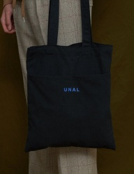 [UNALLOYED] UNAL ECOBAG [BLACK]