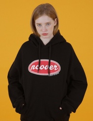 [NCOVER] Ncover hoodie-black