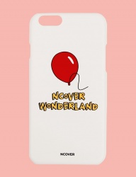 [NCOVER] Ncover wonderland-white (iphone)