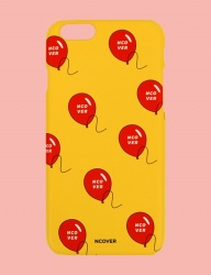 [NCOVER] Balloon-yellow (iphone)