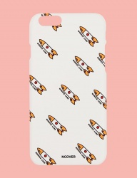 [NCOVER] Rocket-white (iphone)
