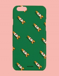 [NCOVER] Rocket-green (iphone)