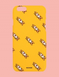 [NCOVER] Rocket-yellow (iphone)