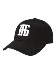 [BRAGG] BASIC LOGO COTTON TRUCKER CAP