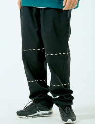 [NASTY KICK] NSTK COILER PANTS BLACK [NK18A037H]