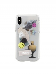 [SINOON] Collage jelly case
